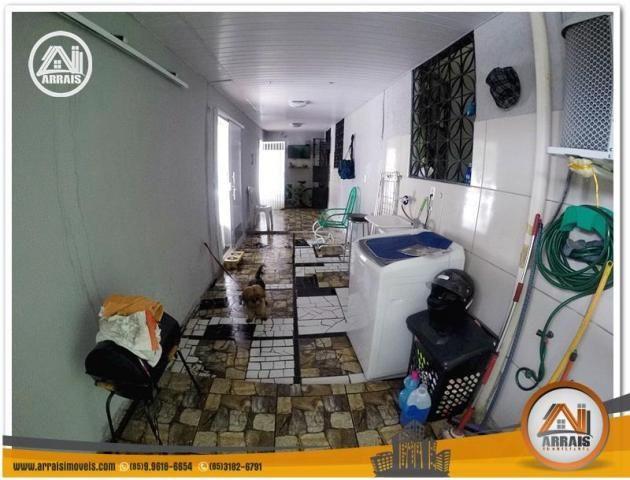 Casa com 3 dormitórios à venda, 100 m² por R$ 350.000,00 - Benfica - Fortaleza/CE - Foto 4