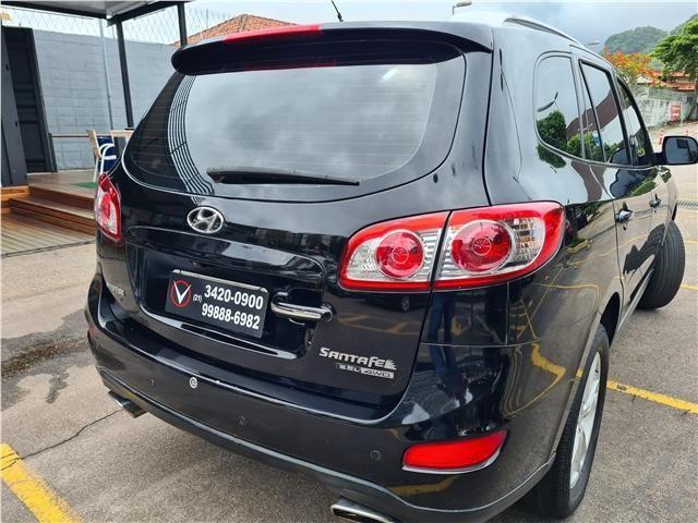 Hyundai Santa fe 3.5 mpfi gls v6 24v 285cv gasolina 4p automático - Foto 4