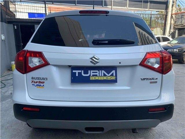 Suzuki Vitara 2018 1.4 16v turbo gasolina 4sport automático - Foto 5