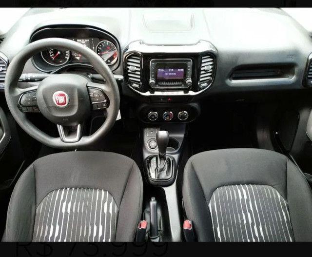 Vendo Fiat toro freedom 1.8 / parcelado - Foto 5