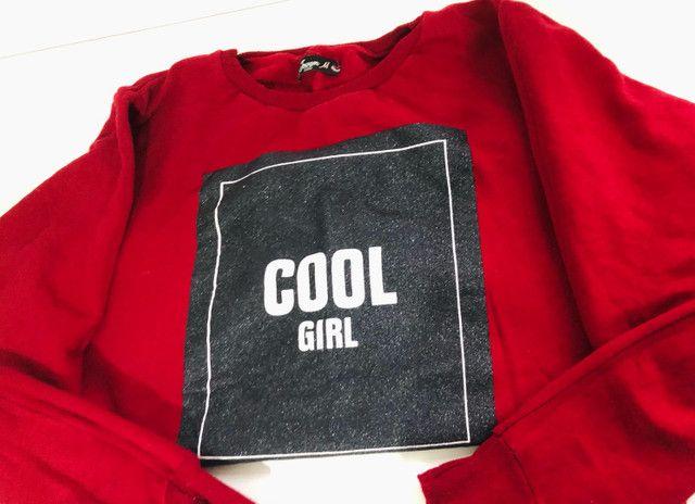 Casaco COOL GIRL - Foto 3