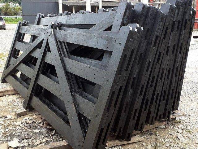 Porteira madeira