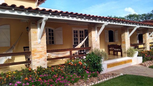 Casa em Cond. em Aldeia + Chalé para Hospedes - Foto 15