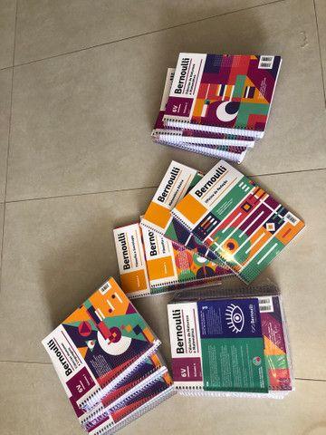 Vendo Livros Bernoulli 6V