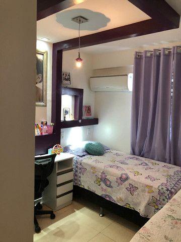 Apartamento todo mobiliado no Condomínio Soberano V Nascente (sombra) 2 Vagas Lazer Comp - Foto 20