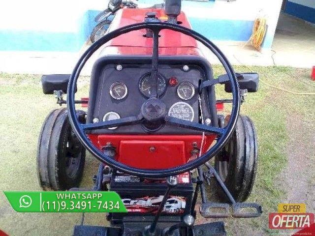 Trator Massey Ferguson 275 4x2 ano 82 - Foto 5