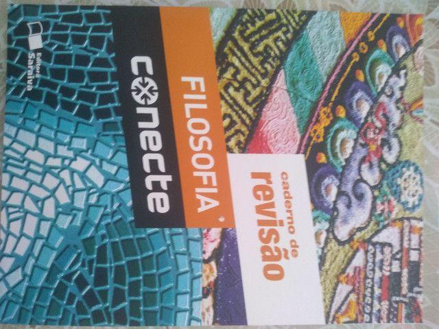 Livro de Filosofia Conecte - Gilberto Coltrim - Foto 4