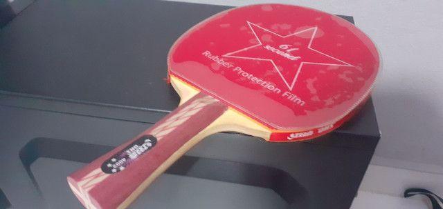 Raquete de Tenis de Mesa DHS 4002 Profissional 200,00