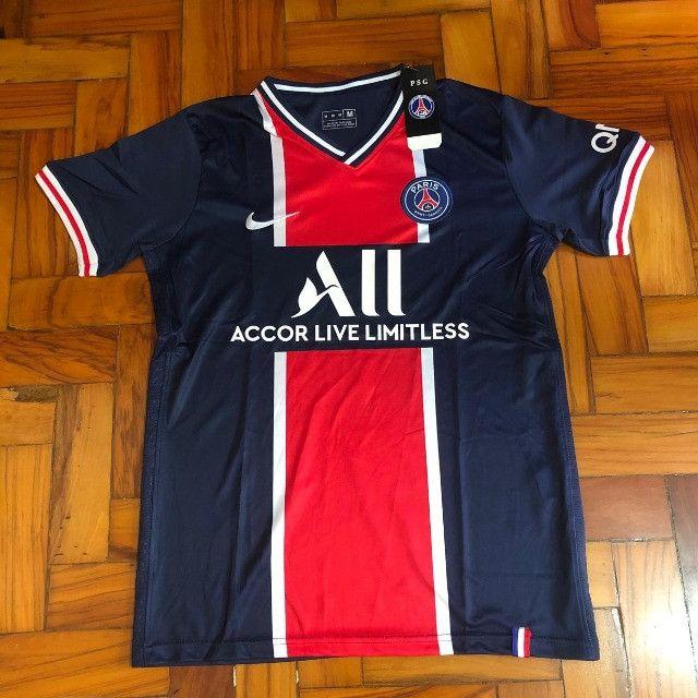 Camisas de time tailandesas - Foto 5