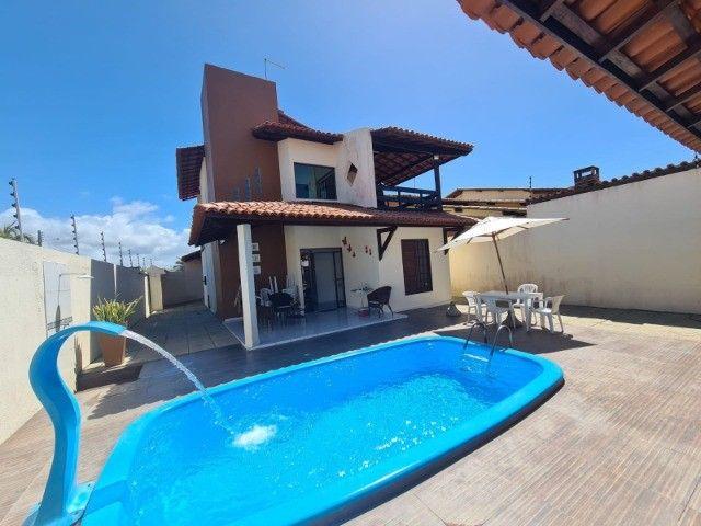Casa Barra São Miguel, 2 pavimentos, varanda, piscina, 194,73m²