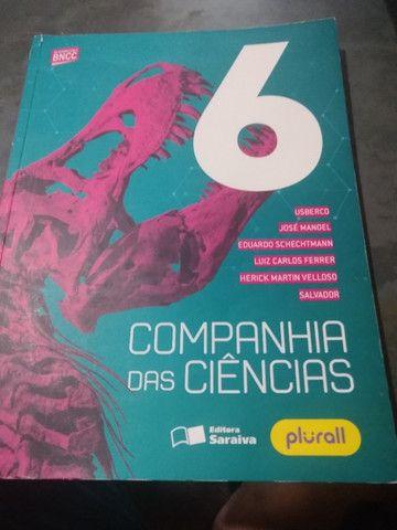 Livro companhia das ciências