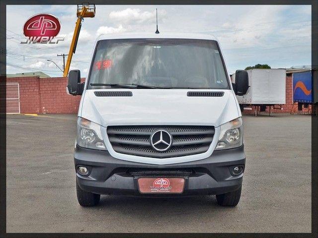 Mercedes Sprinter 2.2 Furgão 313 CDI Street Curto Teto Baixo 2019 - Foto 2
