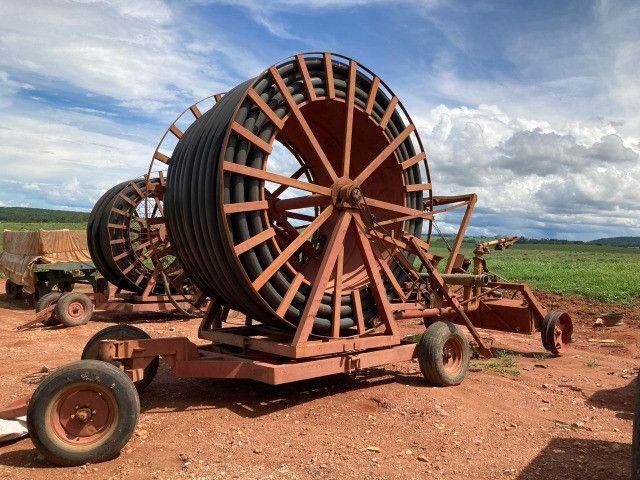 Carretel de irrigação / rolão