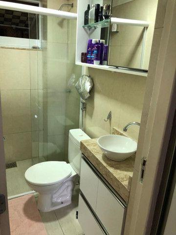 Apartamento todo mobiliado no Condomínio Soberano V Nascente (sombra) 2 Vagas Lazer Comp - Foto 6