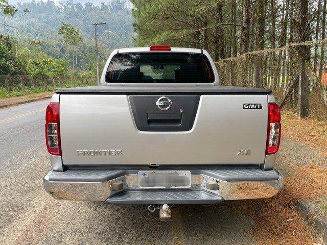 Frontier 2012 XE Diesel - Foto 5