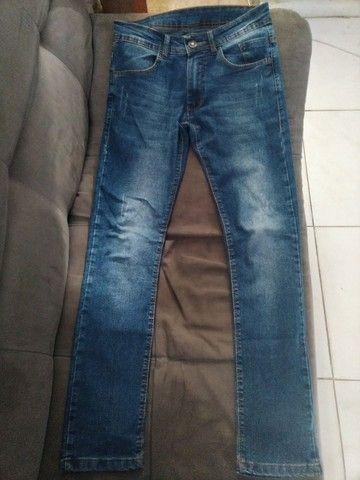 Calça Jeans Tam 16 - Foto 2