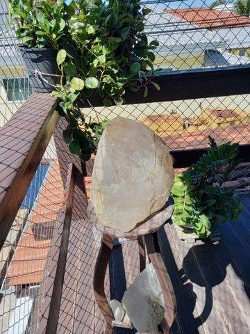 Pedra bruta de cristal com 13.500kg - Foto 4