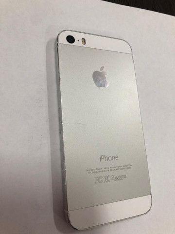 iPhone 5s 32gb silver/prateado  - Foto 5