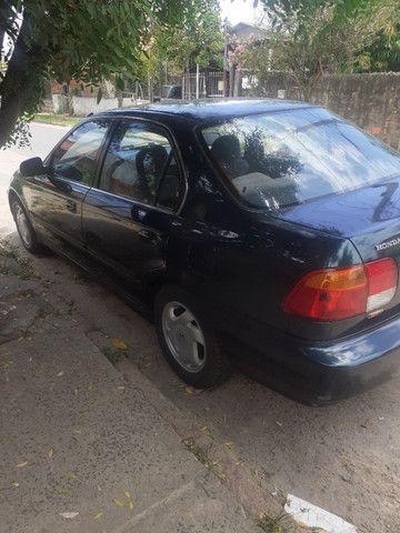 Honda Civic 98 1.6 ex - Foto 11