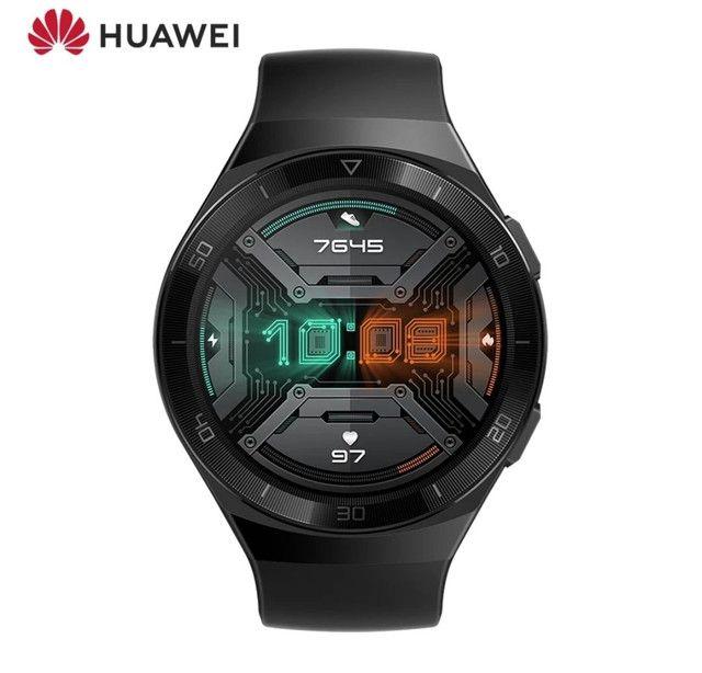 Promoção!!! Huawei GT2e - novo lacrado - Relógio Smartwatch -concorrente do Xiaomi Amazfit - Foto 3