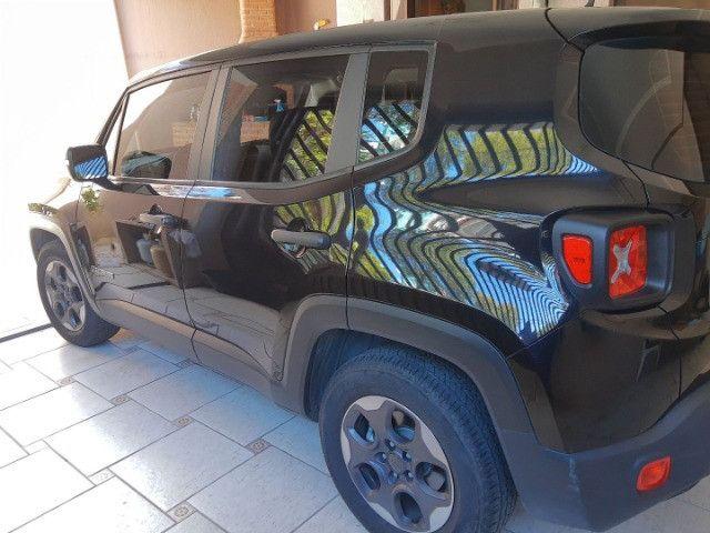 Jeep Renegade 1.8 - 16V - Automático - 2019 - Foto 11