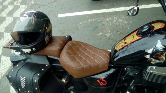 Vendo Fym-250cc Customizada - Foto 7