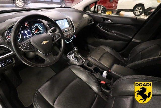 Cruze Sedan LT 1.4 Turbo 2018 AT6 Único dono - Foto 11