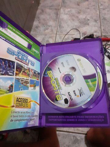 Kinect sports 1 e 2 Xbox 360 - Foto 2