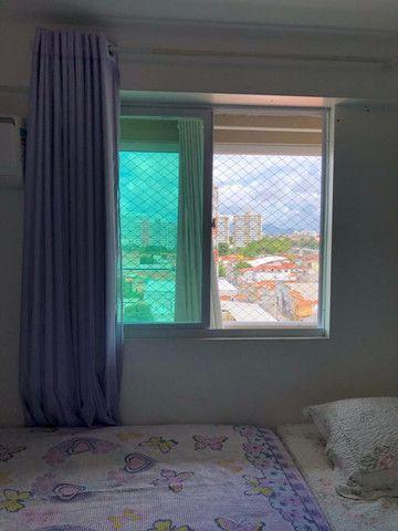 Apartamento todo mobiliado no Condomínio Soberano V Nascente (sombra) 2 Vagas Lazer Comp - Foto 9