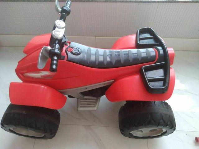 Quadriciclo 12Volts  Bandeirante - Foto 2