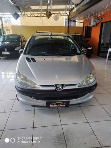 Peugeot 206 4P (S/ Entrada R$: 479,00Financie Fácil