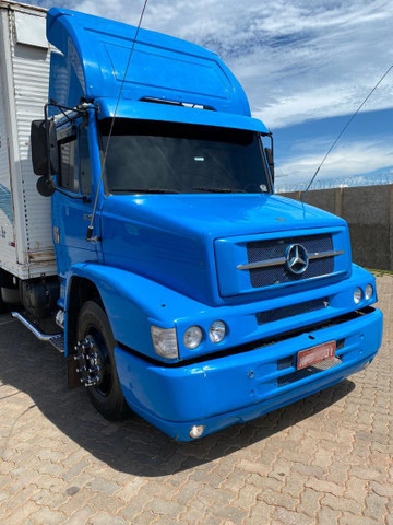 Vendo Caminhão 1620 - Foto 8