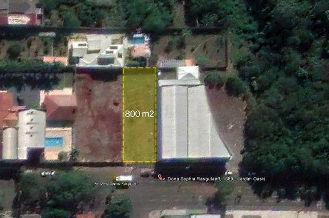 Terreno comercial em localização privilegiada em Maringá/PR - Foto 2