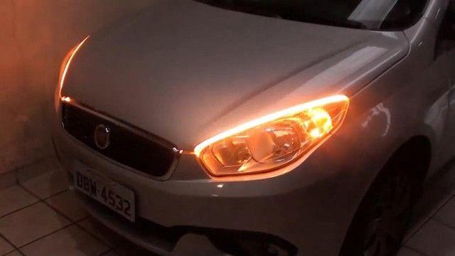 Kit LED Drl Lanterna e Seta Sequencial - Entrego em Estações - Foto 3