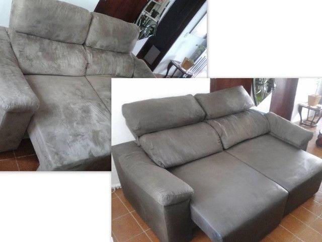 Lavação e higienização de sofás e colchões - Foto 5