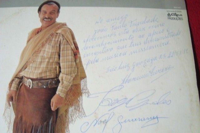 Lp Vinil - Noel Guarany - A Volta do Missioneiro - 1988 - Autografado - Raro - Foto 2
