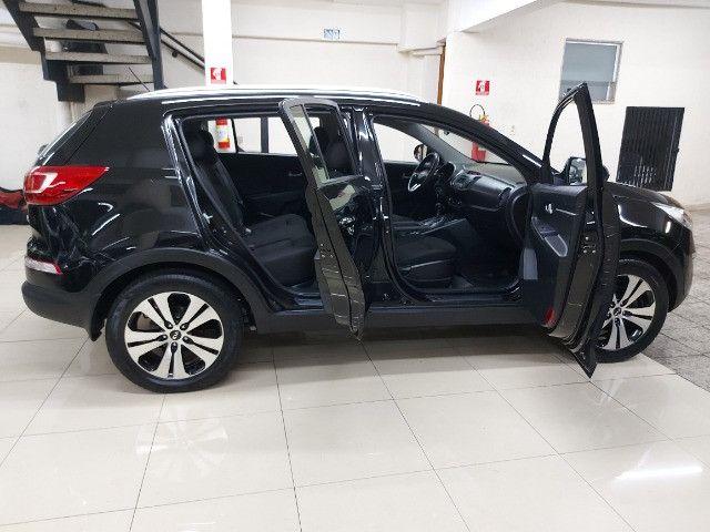 Kia Sportage 2.0 Lx 4x2 16v Flex 4p Automático 2014 - Foto 14