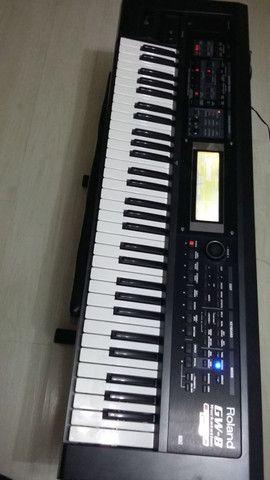 Teclado Roland GW8 Versão2