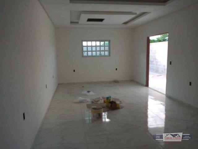 Casa com 3 dormitórios à venda, 90 m² por R$ 170.000,00 - Salgadinho - Patos/PB