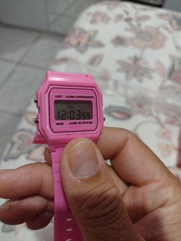 Relógio digital - Foto 2