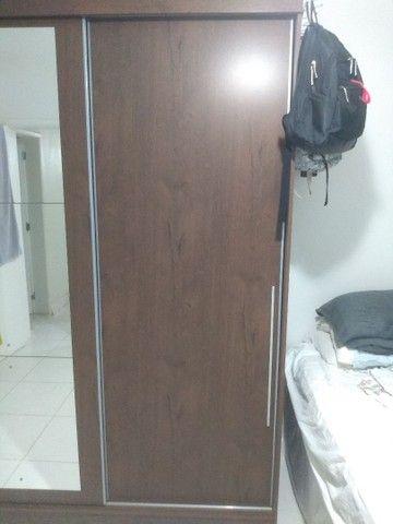Guarda-Roupas Casal 3 portas  - Foto 2