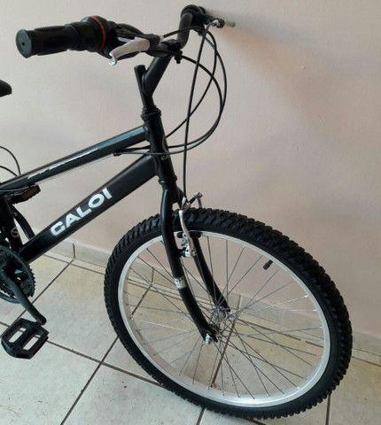 Bicicleta caloi aro 24 - Foto 2