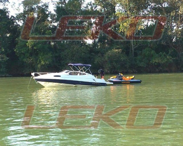 Lancha Regal LSC 2150 Motor Volvo Penta 5,7 V8 300HP apenas 295 Horas! - Foto 2