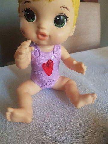 Boneca beby  lavi  - Foto 2
