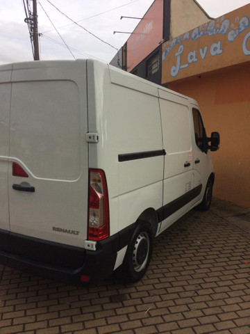 Renault Master Curta Alta Ano 2016 - Completa Diesel