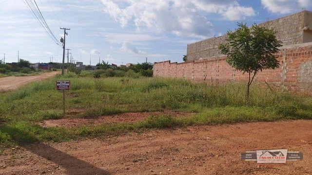 Terreno à venda, 420 m² por R$ 50.000 - Novo Horizonte - Patos/Paraíba