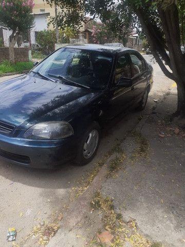 Honda Civic 98 1.6 ex - Foto 4