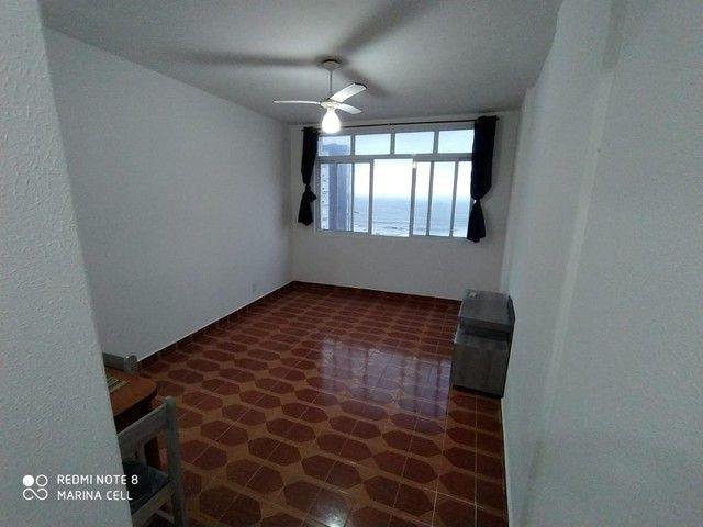 Apartamento para Venda em Santos, José Menino, 1 dormitório, 1 banheiro, 1 vaga