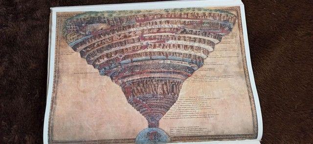 Exemplar raro da Divina Comédia - Dante Alighieri - Foto 4