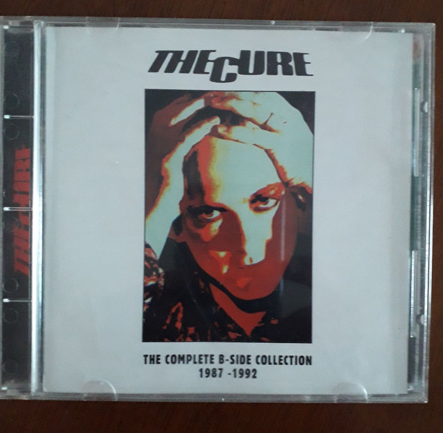 The Cure The Complete B Side Collection 1987-1992
